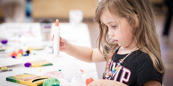 Что блокирует в детях творчество
