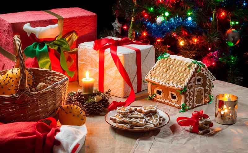 Рождественские ритуалы - рождественские подарки