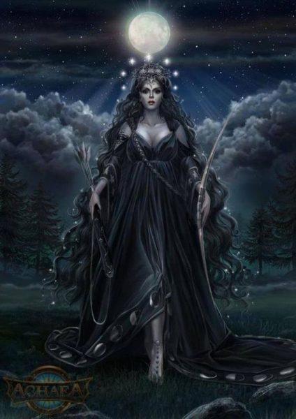 Лилит - трансформация Души